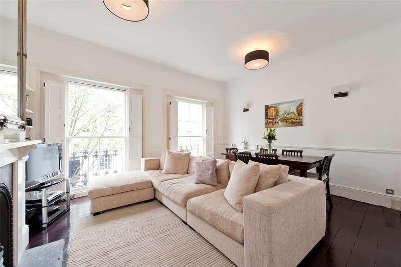 3 Bedrooms Flat for sale in Bromfield Street, London, N1