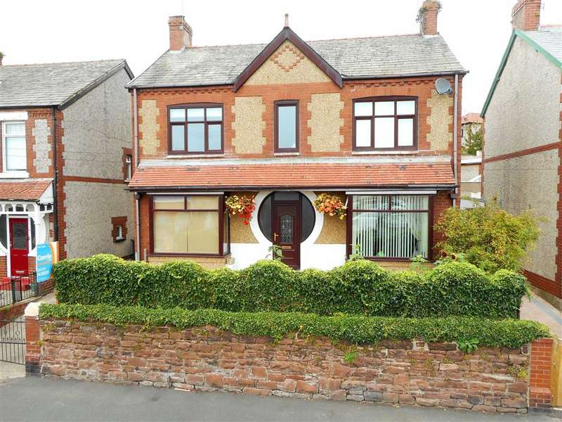 4 Bedrooms Property for sale in Roose Road, Barrow In Furness, Cumbria