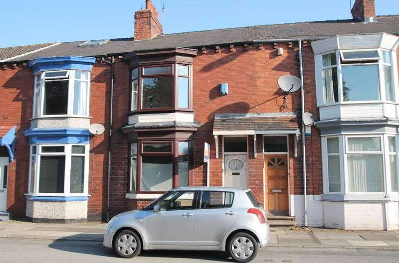 3 Bedrooms Terraced House for sale in St Barnabas Road, Linthorpe