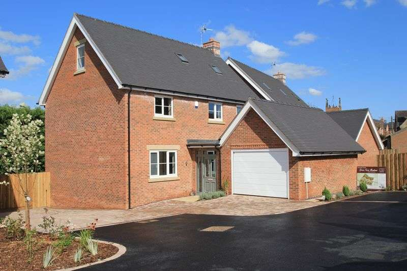 4 Bedrooms Detached House for sale in Green Farm Meadows, Seighford, Stafford, ST18