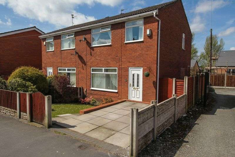 3 Bedrooms Semi Detached House for sale in Chapel Green Road, Hindley
