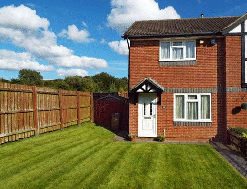 2 Bedrooms Semi Detached House for sale in Brookmead Grove, Adderley Green, Stoke-On-Trent