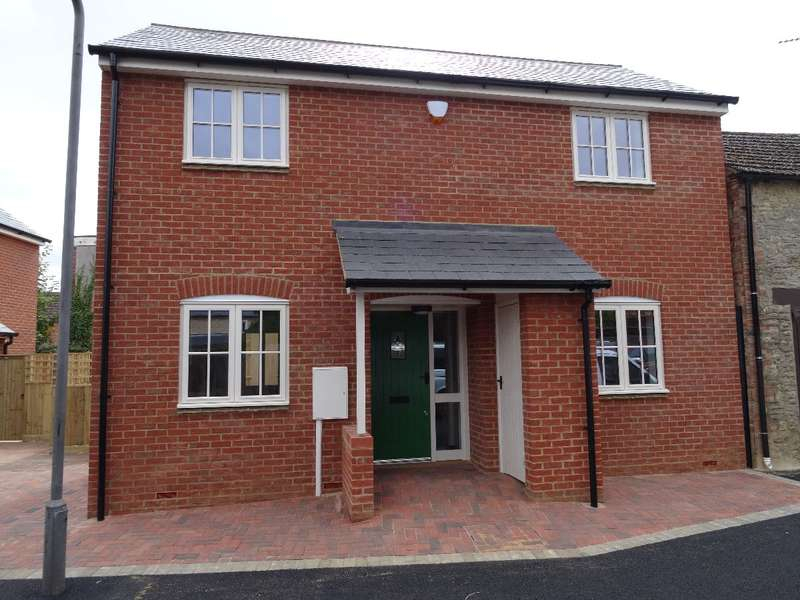 2 Bedrooms Detached House for sale in BERRELLS COURT, OLNEY