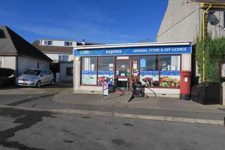 Commercial Property for sale in Maldwyn Stores & Post Office, Lon Ganol, Llandegfan