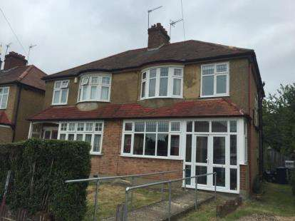 3 Bedrooms Semi Detached House for sale in Church Close, Edgware