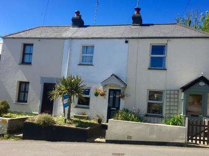 2 Bedrooms Terraced House for sale in Mylor Bridge, Falmouth, Cornwall