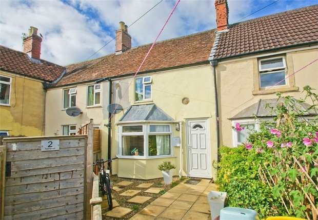 2 Bedrooms Terraced House for sale in Cannards Grave, Somerset