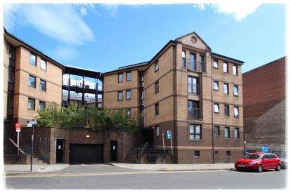 1 Bedroom Flat for sale in Brown Street, Glasgow
