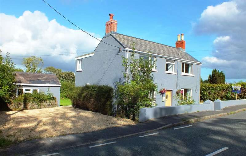 7 Bedrooms Detached House for sale in Calon Cottage, Broadmoor, Kilgetty, Pembrokeshire