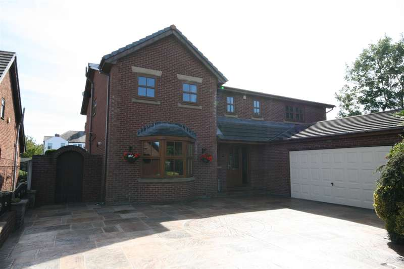 4 Bedrooms Property for sale in Mathews Court, Marton, Blackpool