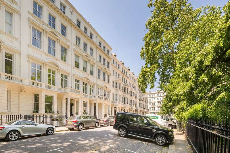 2 Bedrooms Flat for sale in Stanhope Gardens, London, SW7