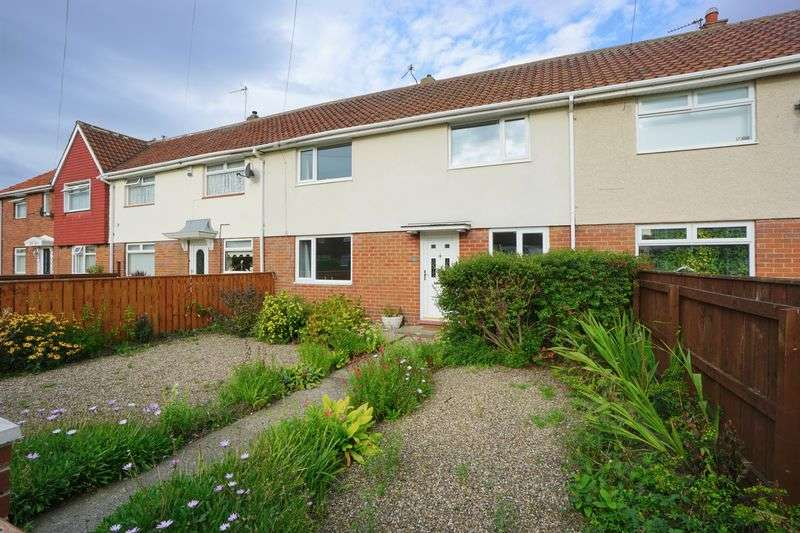 3 Bedrooms Terraced House for sale in BARDSEY PLACE, Longbenton