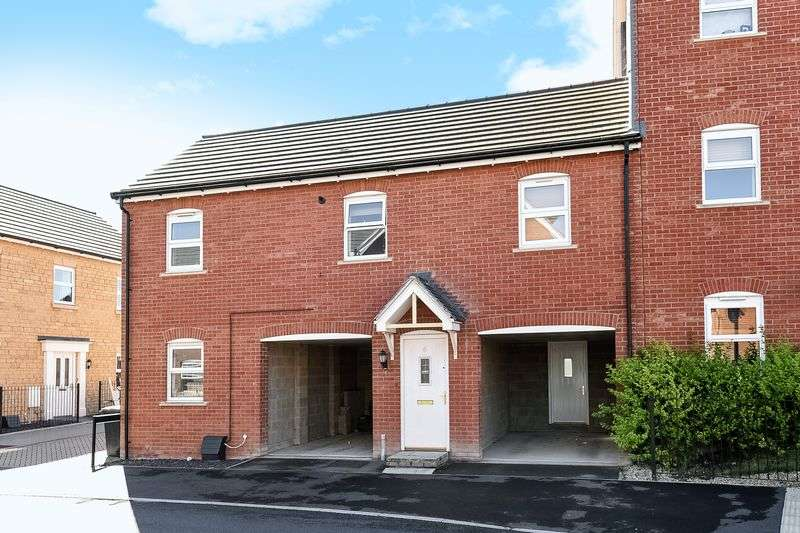 2 Bedrooms Terraced House for sale in Red Kite Way, Didcot