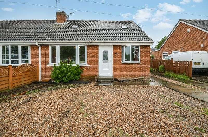 4 Bedrooms Semi Detached House for sale in Prince Rupert Drive, York, YO26