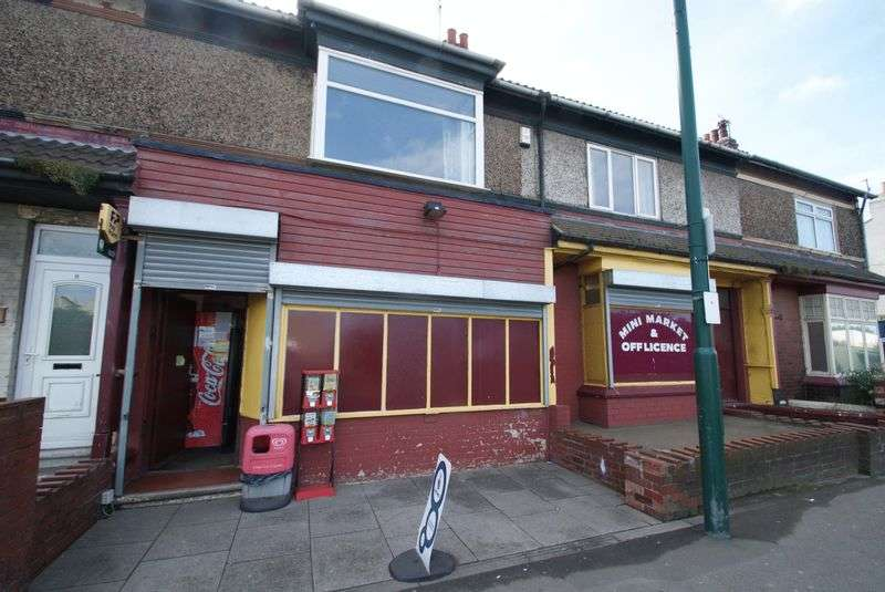 Property for sale in Carlin Howe Mini Market Brotton Road TS13 4DG