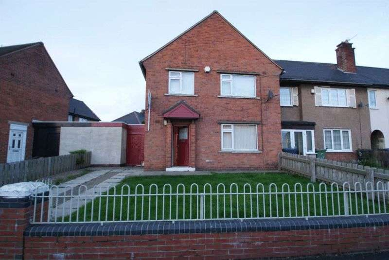4 Bedrooms Terraced House for sale in Bevanlee Road, TS6 6QT