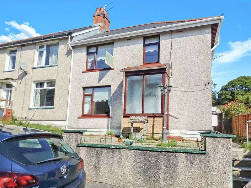3 Bedrooms Semi Detached House for sale in Bryncoed Terrace, Hengoed