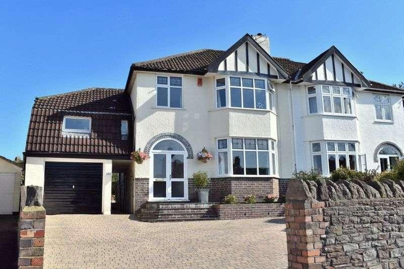 4 Bedrooms Semi Detached House for sale in Stoke Lane, Westbury-on-Trym