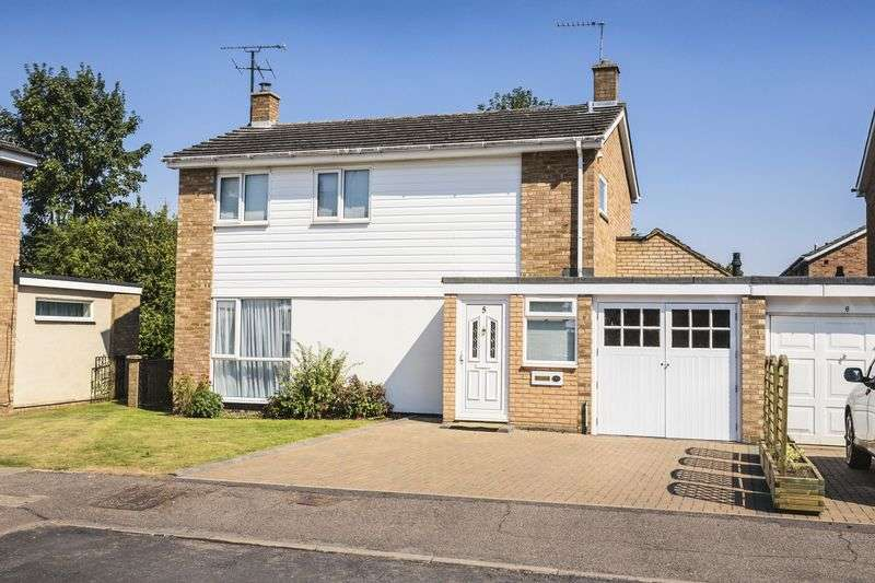 3 Bedrooms Detached House for sale in Garden Field, Aston, SG2