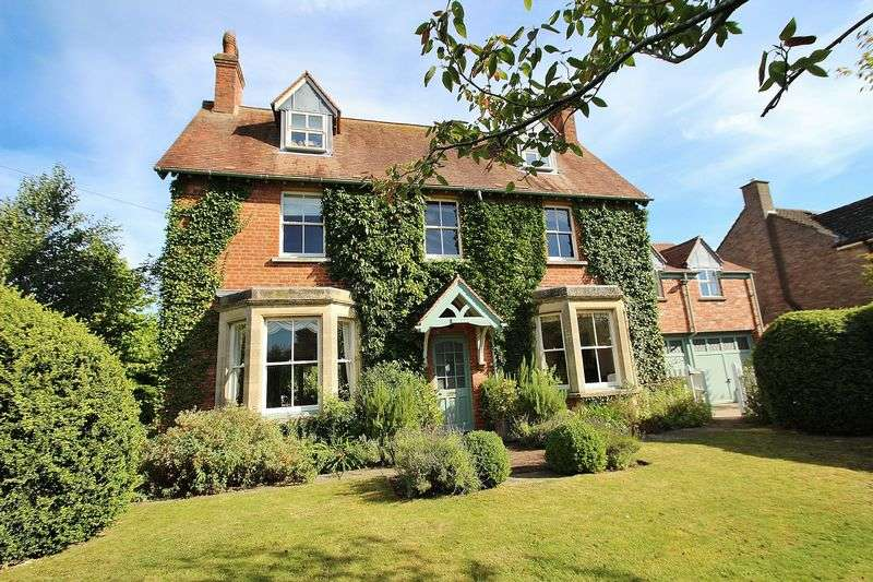 5 Bedrooms Detached House for sale in FREELAND, Pigeon House Lane OX29 8AG