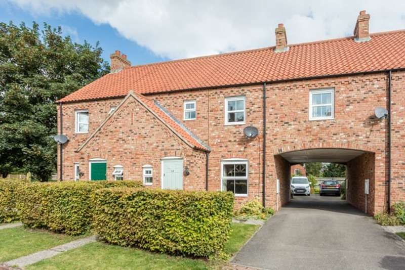 3 Bedrooms Link Detached House for sale in Rectory Lea, Gainsborough, Lincolnshire, DN21