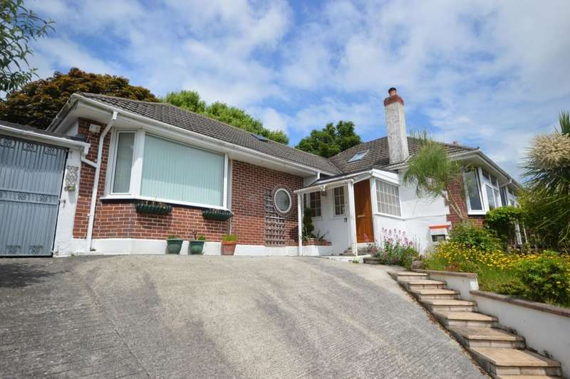 4 Bedrooms Detached House for sale in Darwin Crescent, Plymouth, PL3