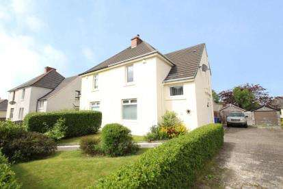 3 Bedrooms Semi Detached House for sale in Arden Avenue, Thornliebank