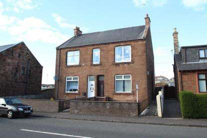 2 Bedrooms Flat for sale in Mauchline Road, Auchinleck, East Ayrshire