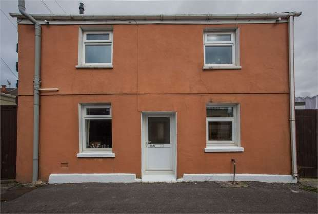3 Bedrooms Detached House for sale in Pen Y Fon Street, Llanelli, Carmarthenshire