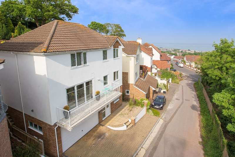 4 Bedrooms Detached House for sale in 8 Badger Close, Dolphin Crescent, Paignton