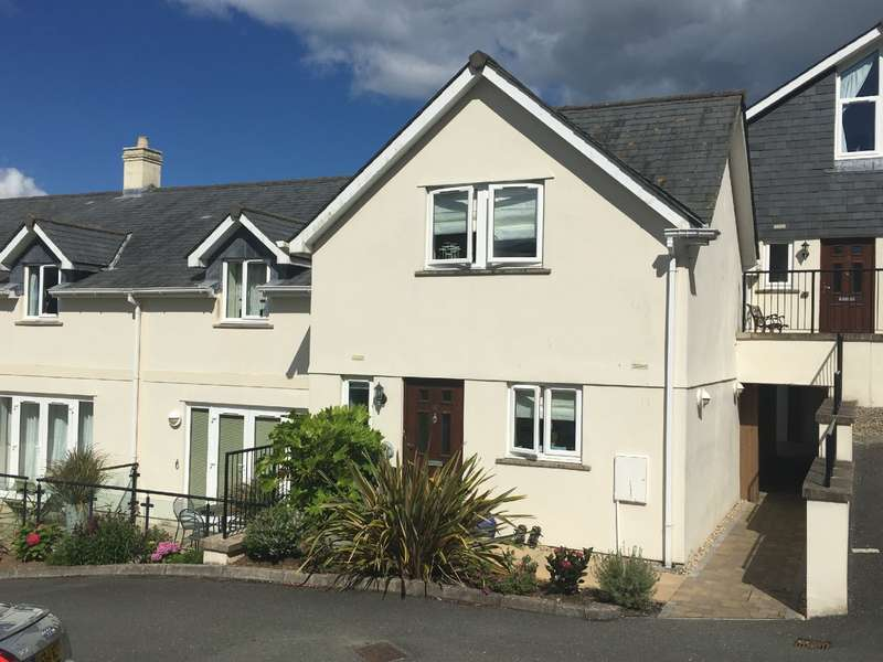 3 Bedrooms Terraced House for sale in 16 Bolt Head, Salcombe