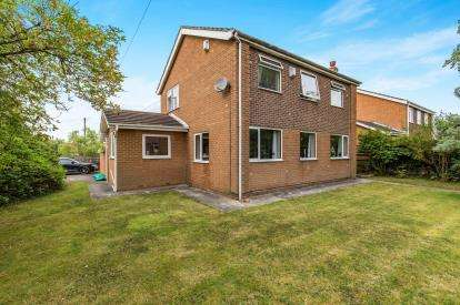 3 Bedrooms Detached House for sale in Lilac Close, Carlton, Stockton On Tees