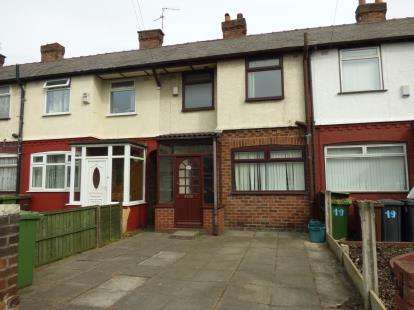 2 Bedrooms Terraced House for sale in Cookson Road, Seaforth, Liverpool, Merseyside, L21