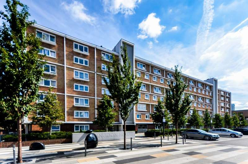 2 Bedrooms Flat for sale in Langdon House, Poplar, E14