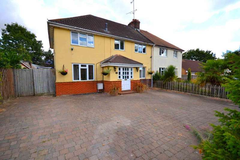 5 Bedrooms Semi Detached House for sale in Hall Lane, Sandon, Chelmsford