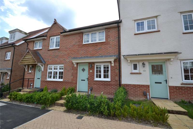 2 Bedrooms Terraced House for sale in Eagle Way, Bracknell, Berkshire, RG12