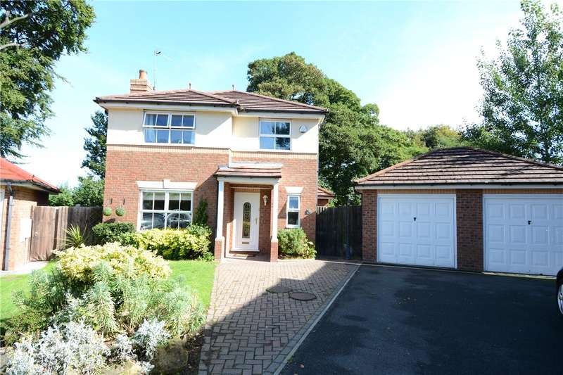 4 Bedrooms Detached House for sale in Ravenstone Close, Upton, Wirral