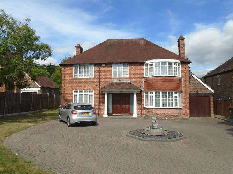 4 Bedrooms Detached House for sale in The Avenue, Fareham