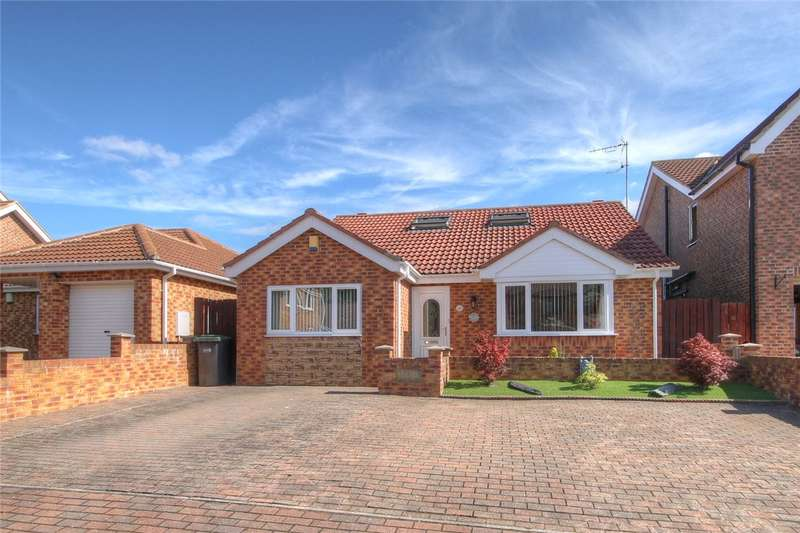 3 Bedrooms Detached Bungalow for sale in Pilkington Way, Auckland Park, Bishop Auckland, DL14