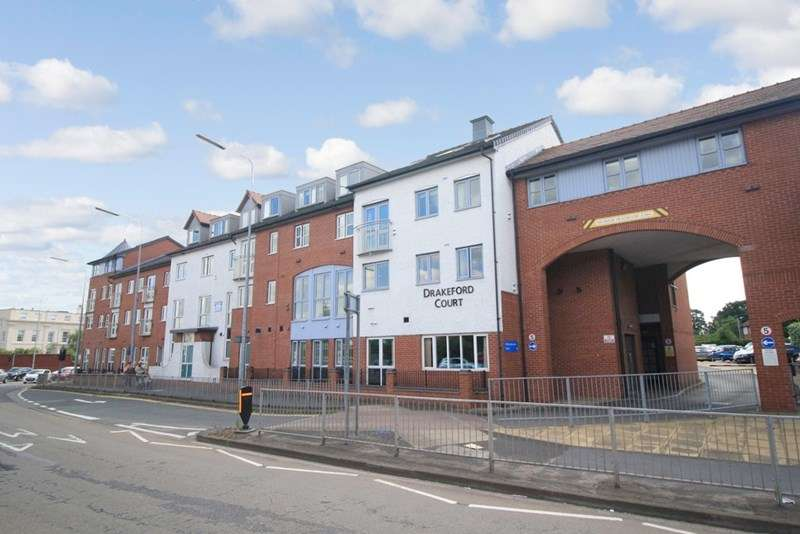 2 Bedrooms Retirement Property for sale in Drakeford Court, Stafford, ST17 4BS