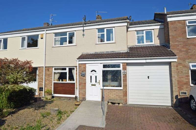 4 Bedrooms Terraced House for sale in Chard Road, Clevedon