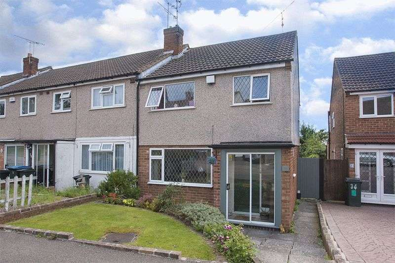 3 Bedrooms Terraced House for sale in Wendover Rise, Allesley Park, Coventry
