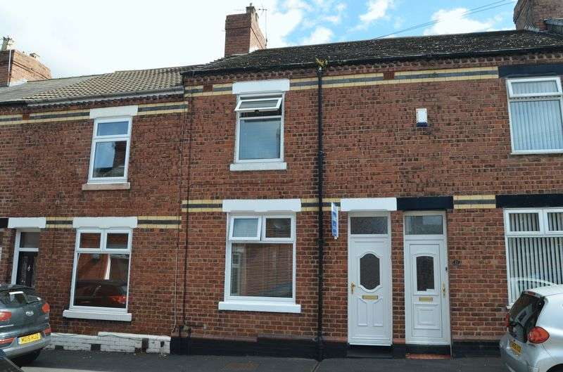 3 Bedrooms Terraced House for sale in Lightburn Street, Higher Runcorn