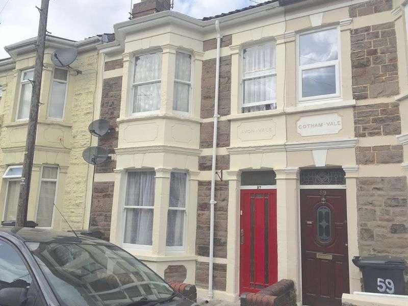 3 Bedrooms Terraced House for sale in Hayward Road, Bristol