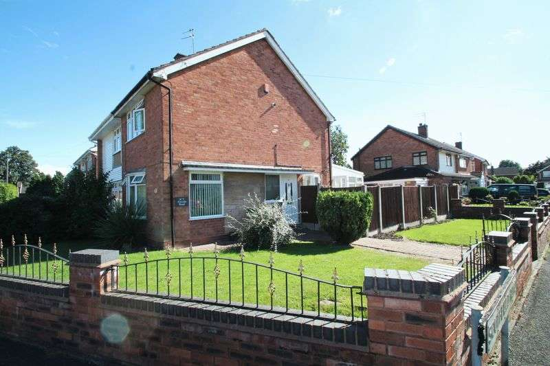 2 Bedrooms Semi Detached House for sale in Firsvale Road, Wolverhampton