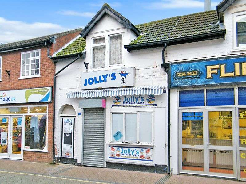 Property for sale in HIGH STREET, SKEGNESS, LINCS, PE25 3NY