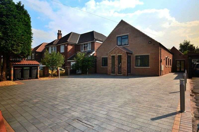 4 Bedrooms Detached House for sale in Station Road, Sutton-In-Ashfield
