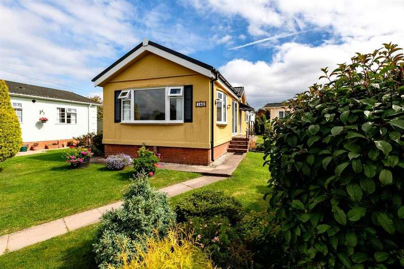2 Bedrooms Park Home Mobile Home for sale in Sunny Haven, Llandrindod Wells