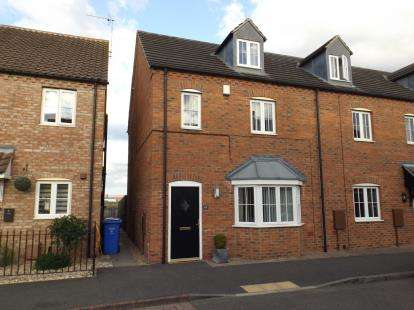 3 Bedrooms End Of Terrace House for sale in The Old Dairy, Boston
