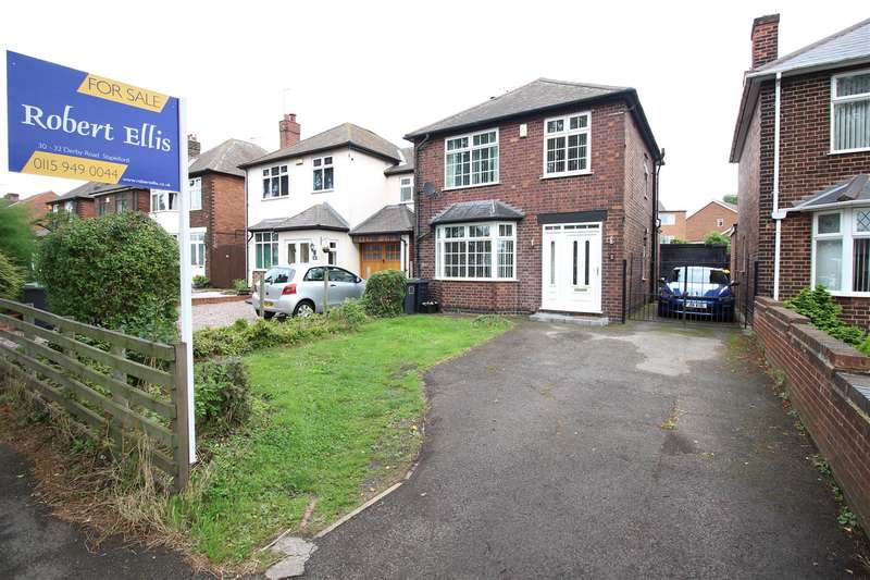 4 Bedrooms Property for sale in Trowell, Nottingham